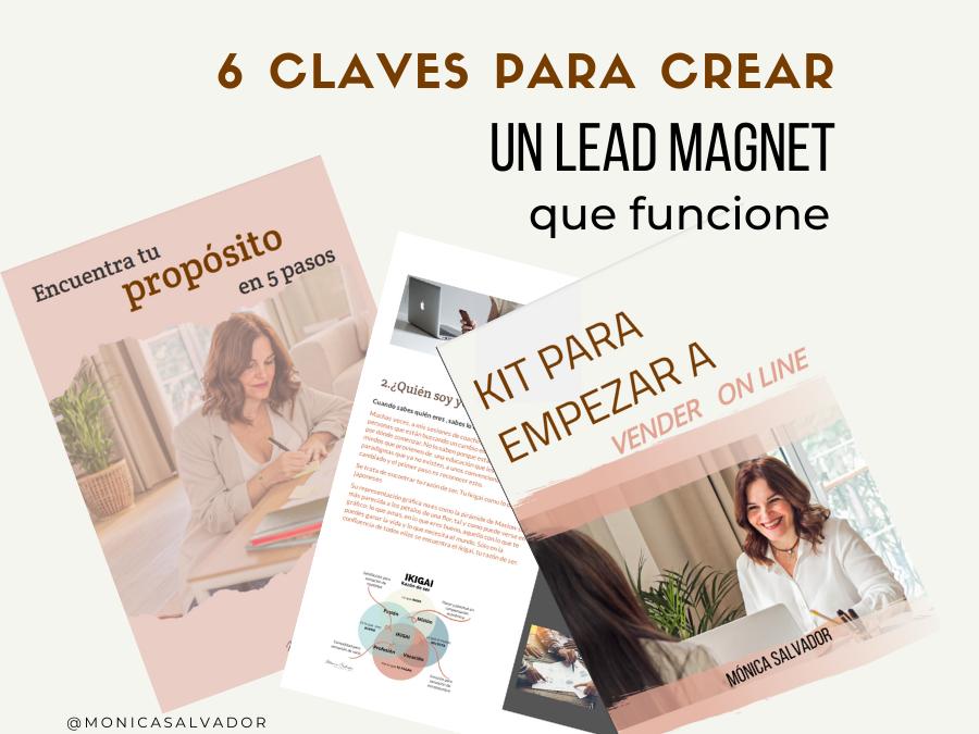 6 claves para crear un Lead Magnet que funcione